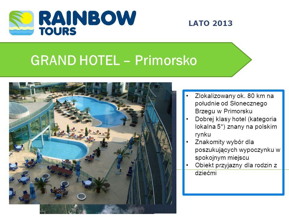 GRAND HOTEL – Primorsko