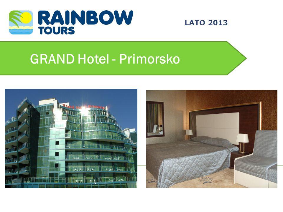 GRAND Hotel - Primorsko