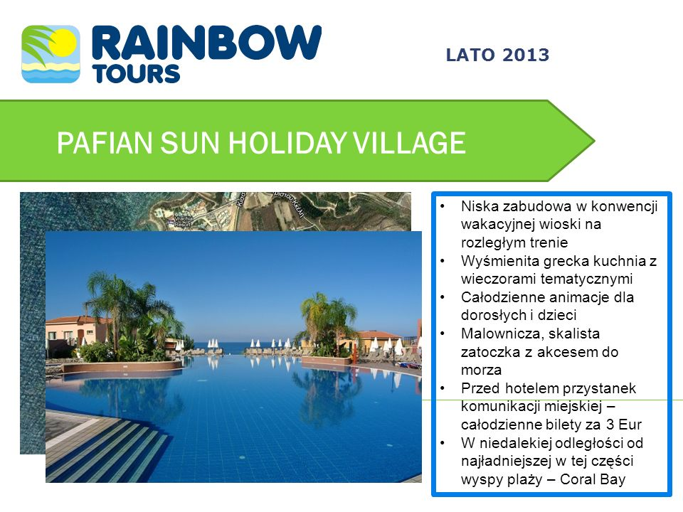 PAFIAN SUN HOLIDAY VILLAGE