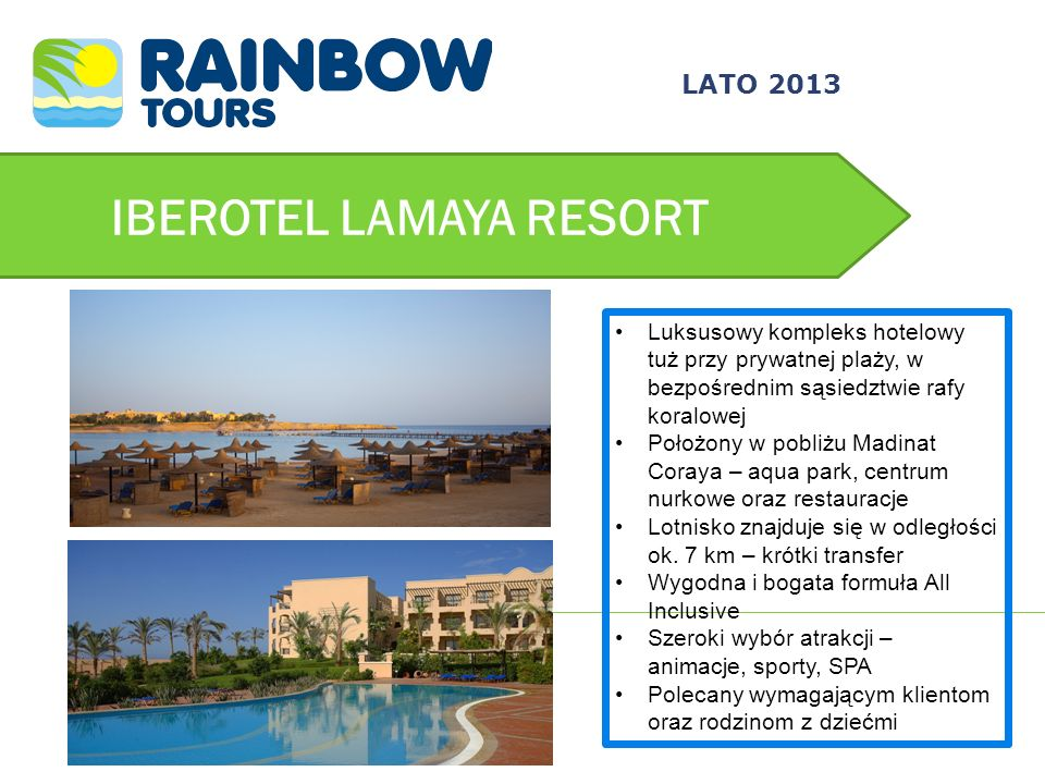 IBEROTEL LAMAYA RESORT