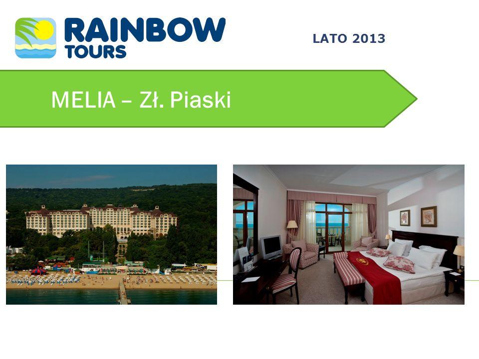 3/24/2017 LATO 2013 MELIA – Zł. Piaski