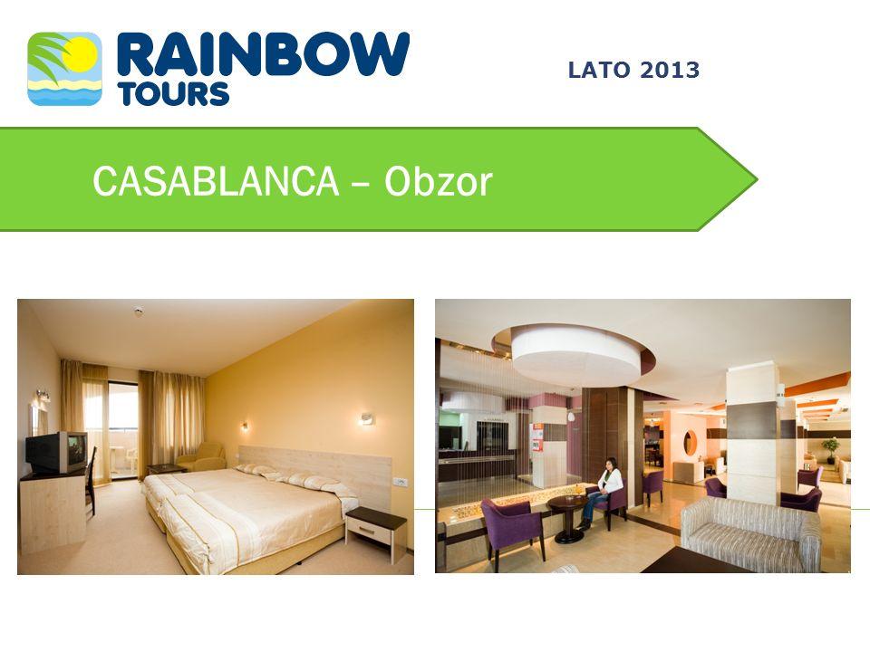 3/24/2017 LATO 2013 CASABLANCA – Obzor