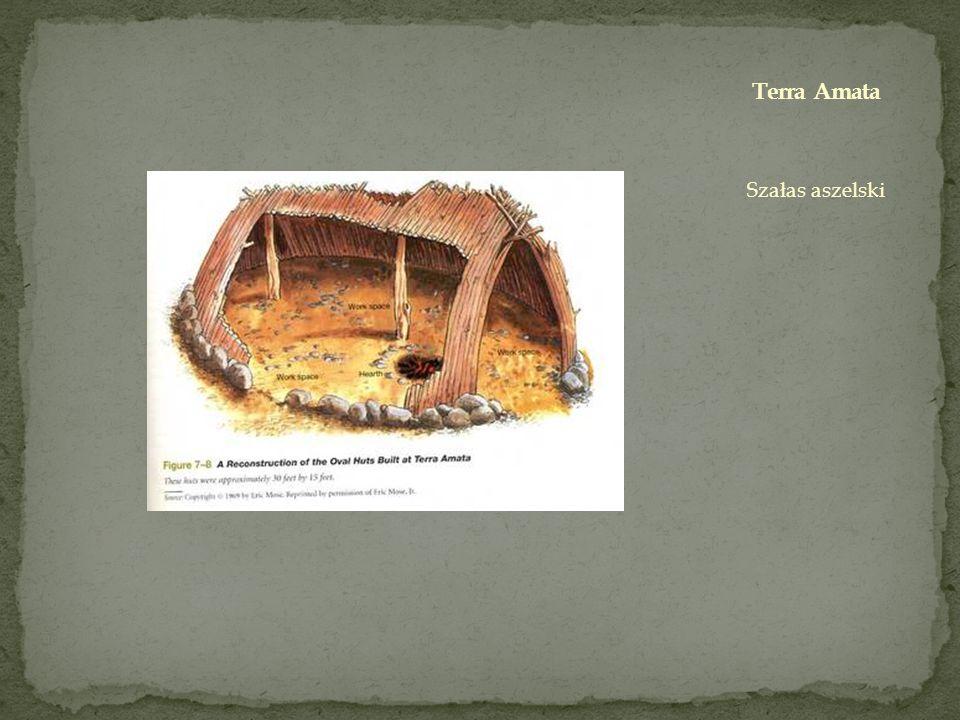 Terra Amata Szałas aszelski