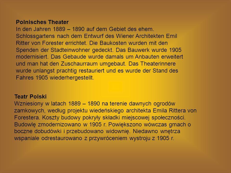 Polnisches Theater