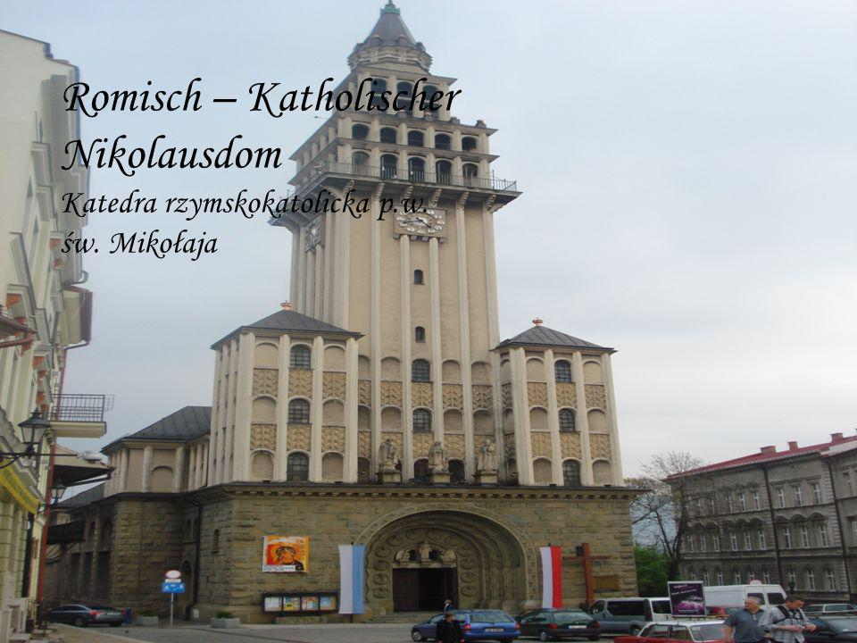 Romisch – Katholischer Nikolausdom Katedra rzymskokatolicka p. w. św