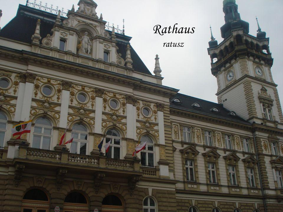 Rathaus ratusz