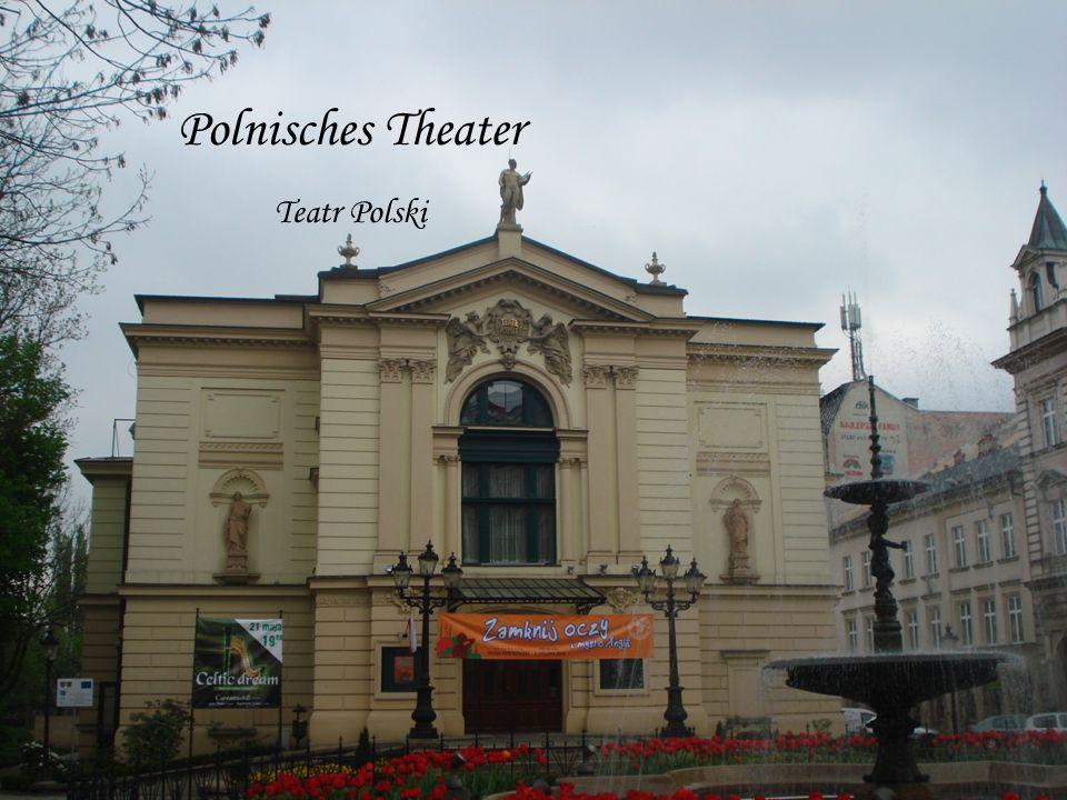 Polnisches Theater Teatr Polski