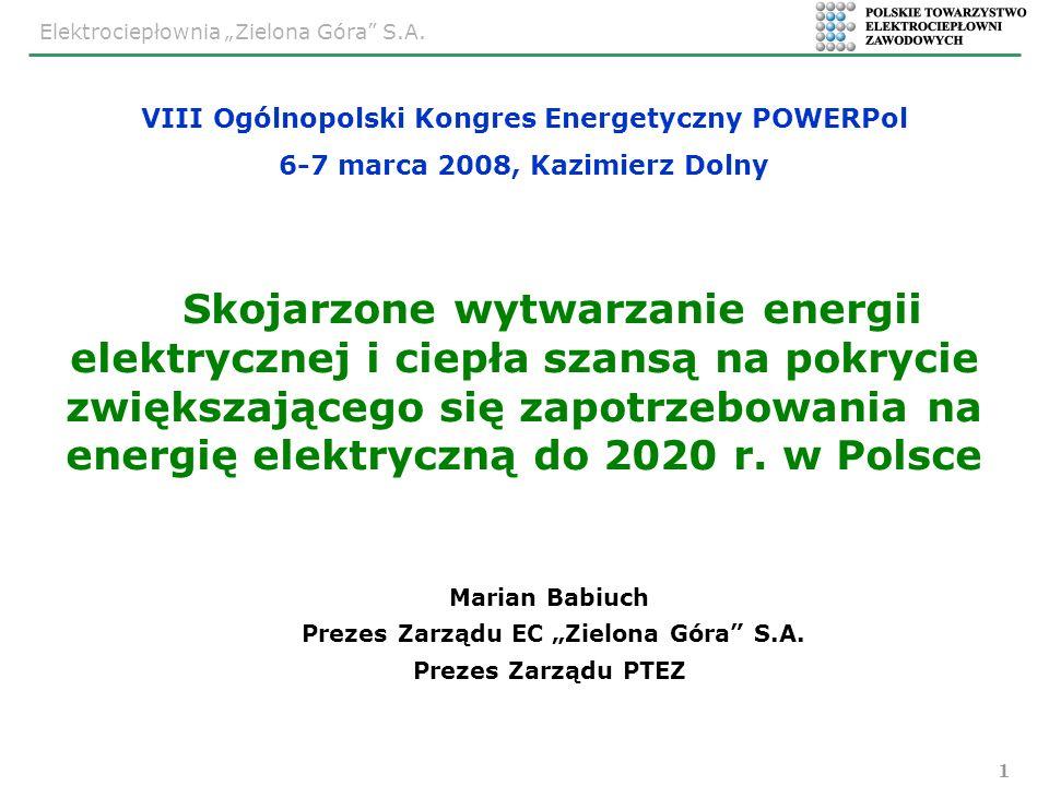 VIII Ogólnopolski Kongres Energetyczny POWERPol