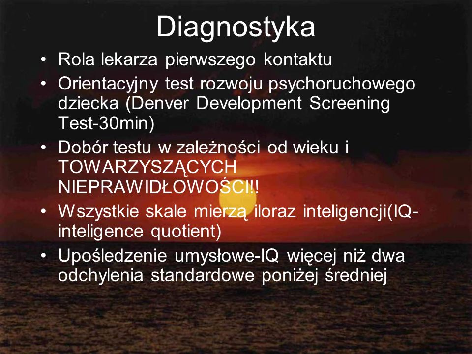 Diagnostyka Rola lekarza pierwszego kontaktu
