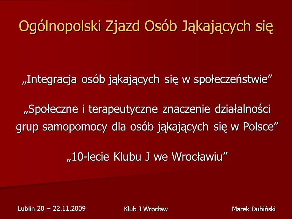 Ogólnopolski Zjazd Osób Jąkających się