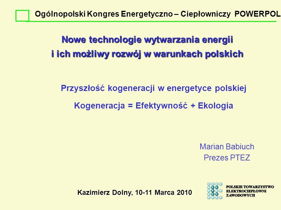 Marian Babiuch Prezes PTEZ