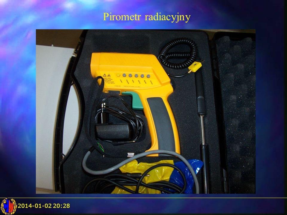 Pirometr radiacyjny 2017-03-24 09:40