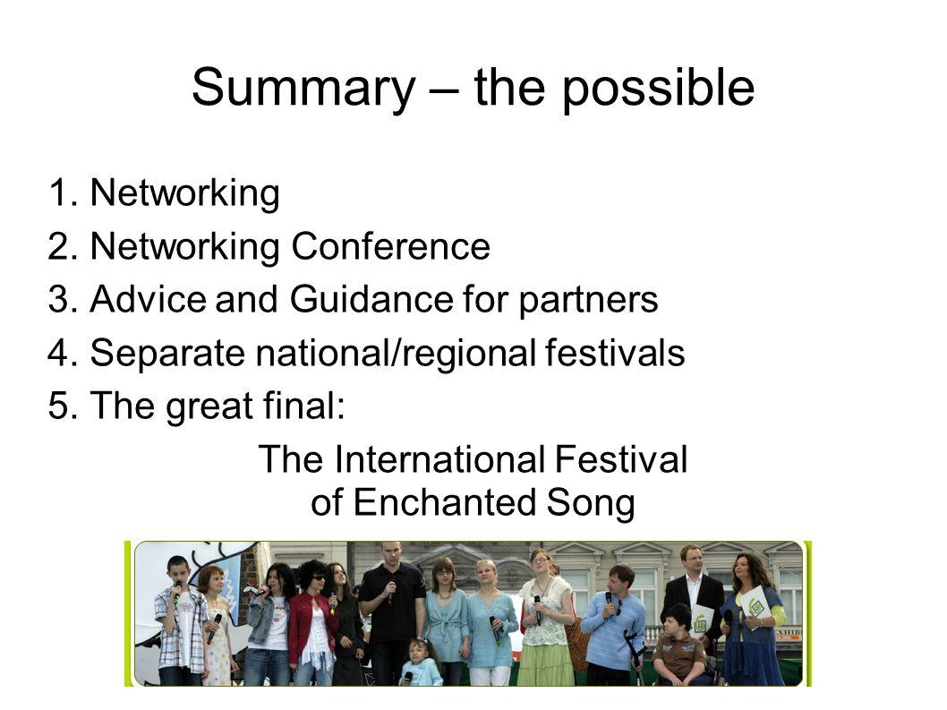 The International Festival