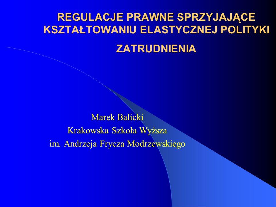 Krakowska Szkoła Wyższa im. Andrzeja Frycza Modrzewskiego