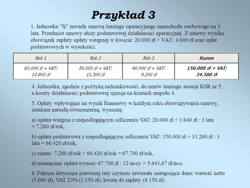 Przykład 3