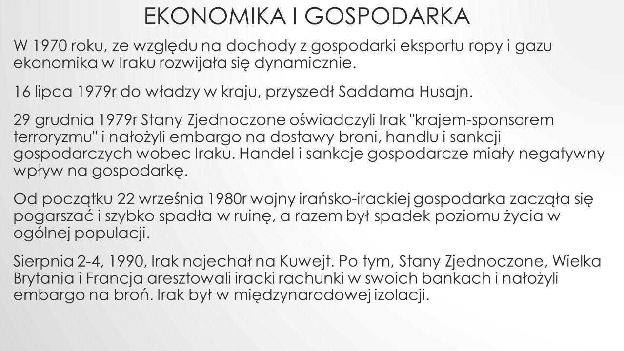 Ekonomika i gospodarka