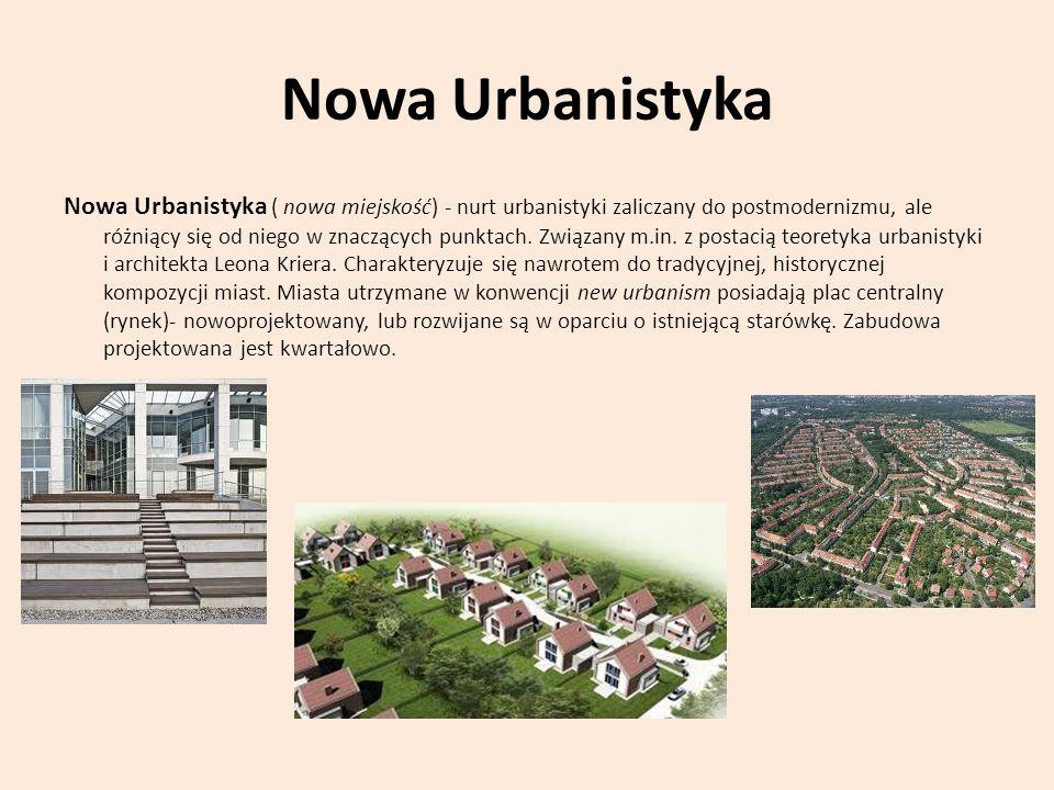 Nowa Urbanistyka