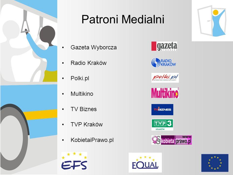 Patroni medialni Gazeta Wyborcza Radio Kraków