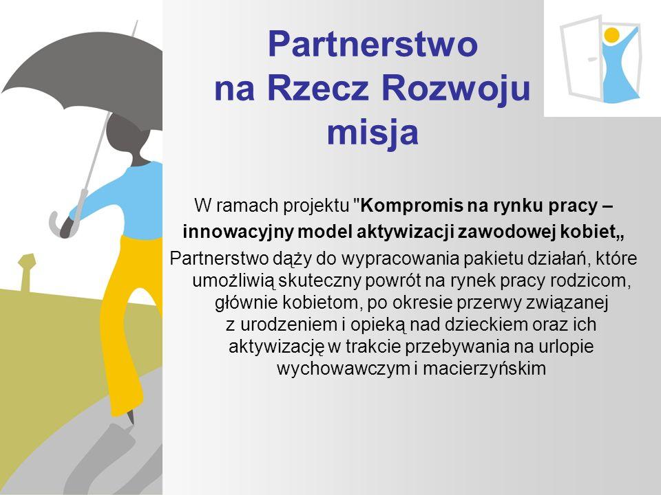 Partnerstwo na Rzecz Rozwoju misja