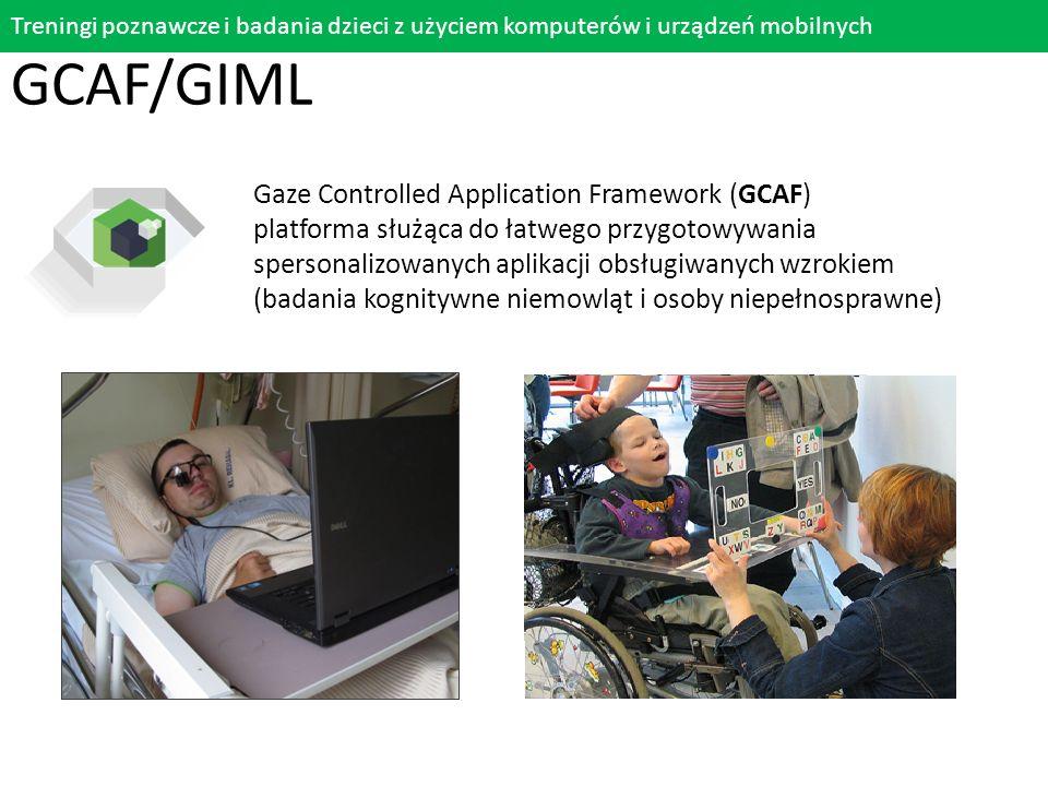 Treningi poznawcze i badania dzieci z użyciem komputerów i urządzeń mobilnych