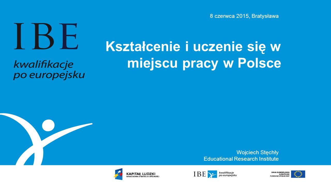 Kształcenie i uczenie się w miejscu pracy w Polsce