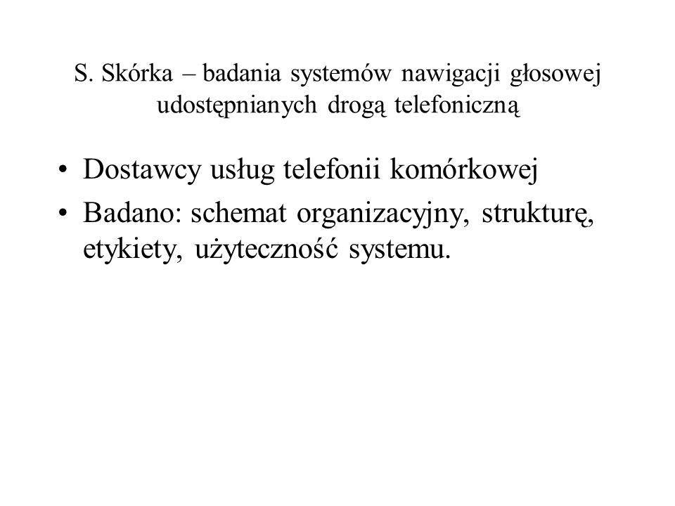 Dostawcy usług telefonii komórkowej