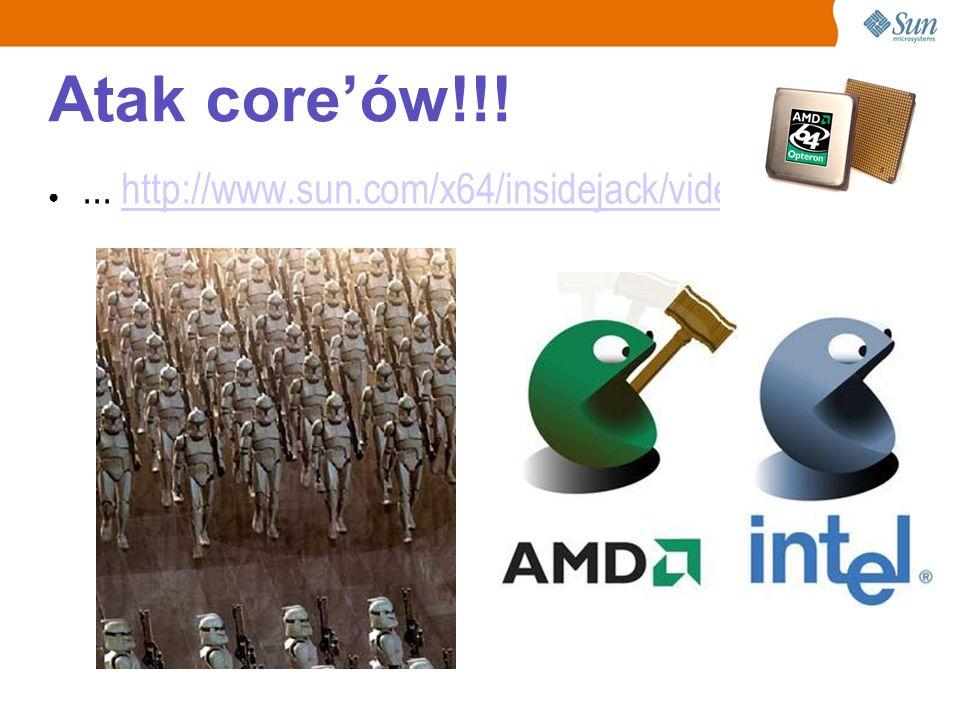 Atak core'ów!!! ... http://www.sun.com/x64/insidejack/video.html