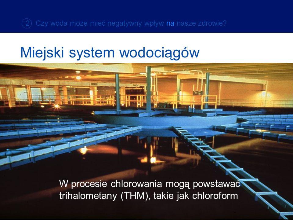 Miejski system wodociągów