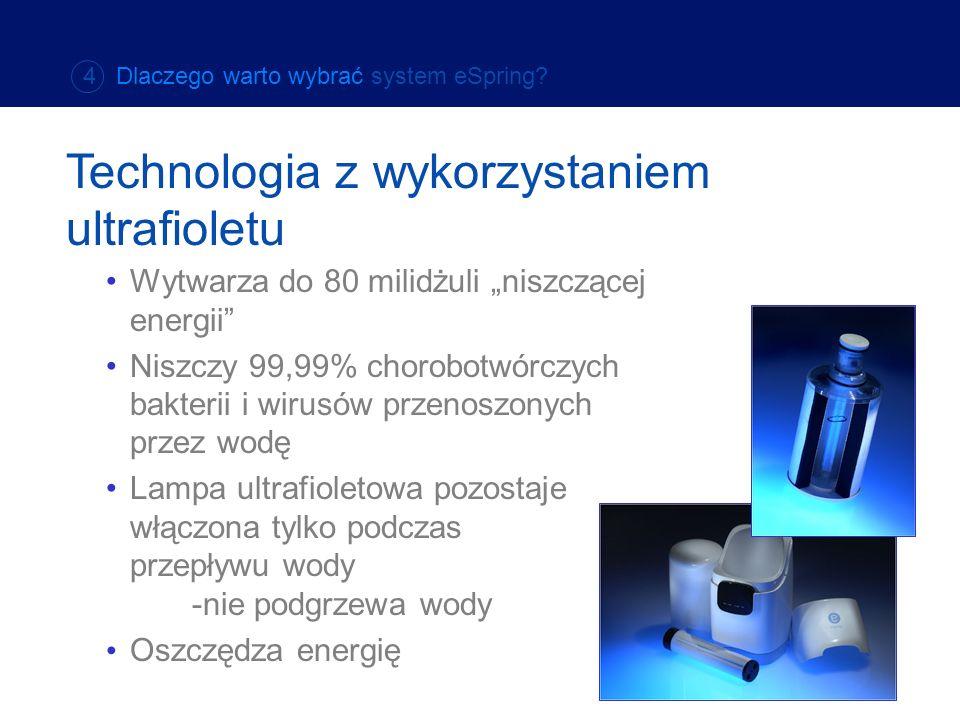 Technologia z wykorzystaniem ultrafioletu