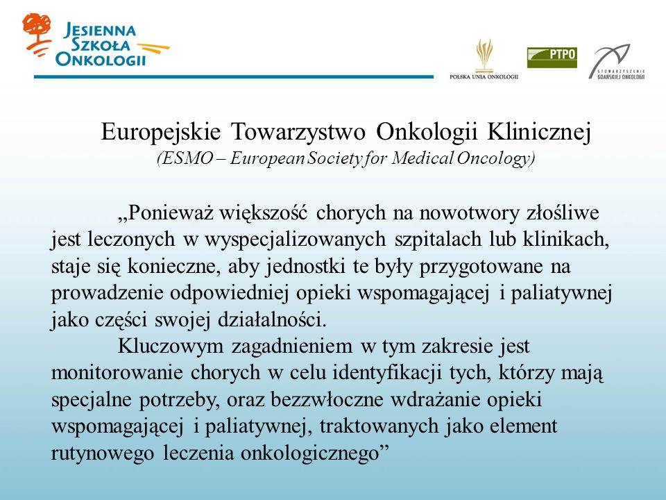 Europejskie Towarzystwo Onkologii Klinicznej
