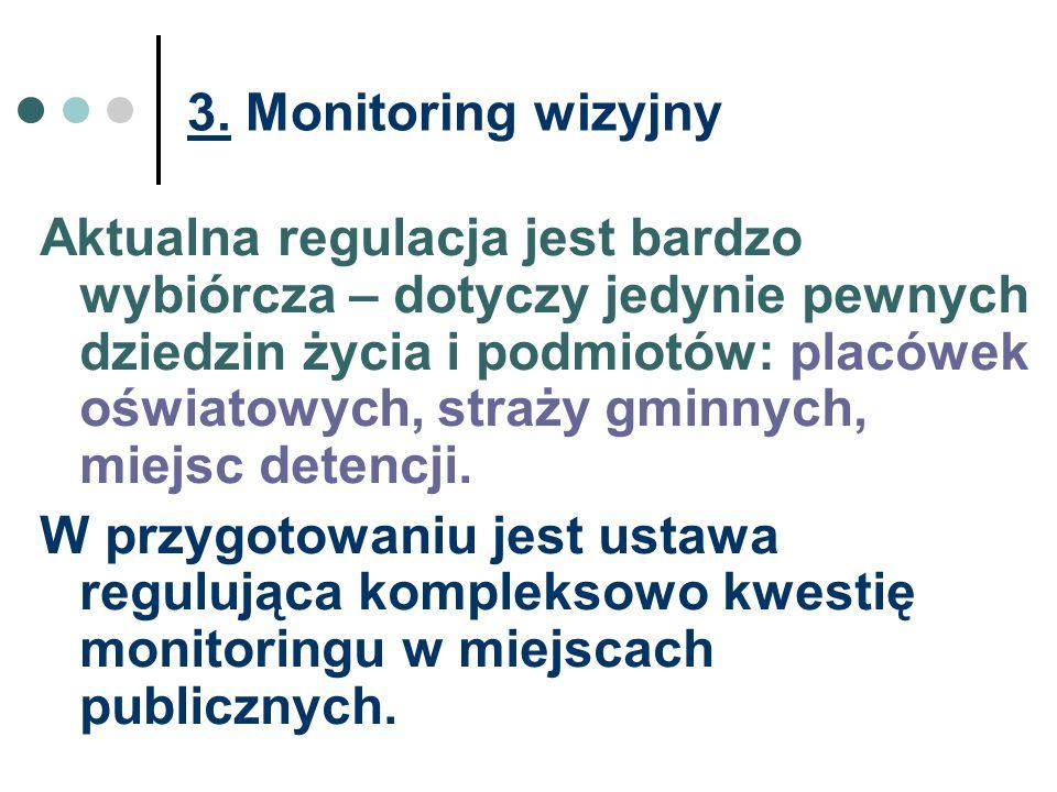 3. Monitoring wizyjny