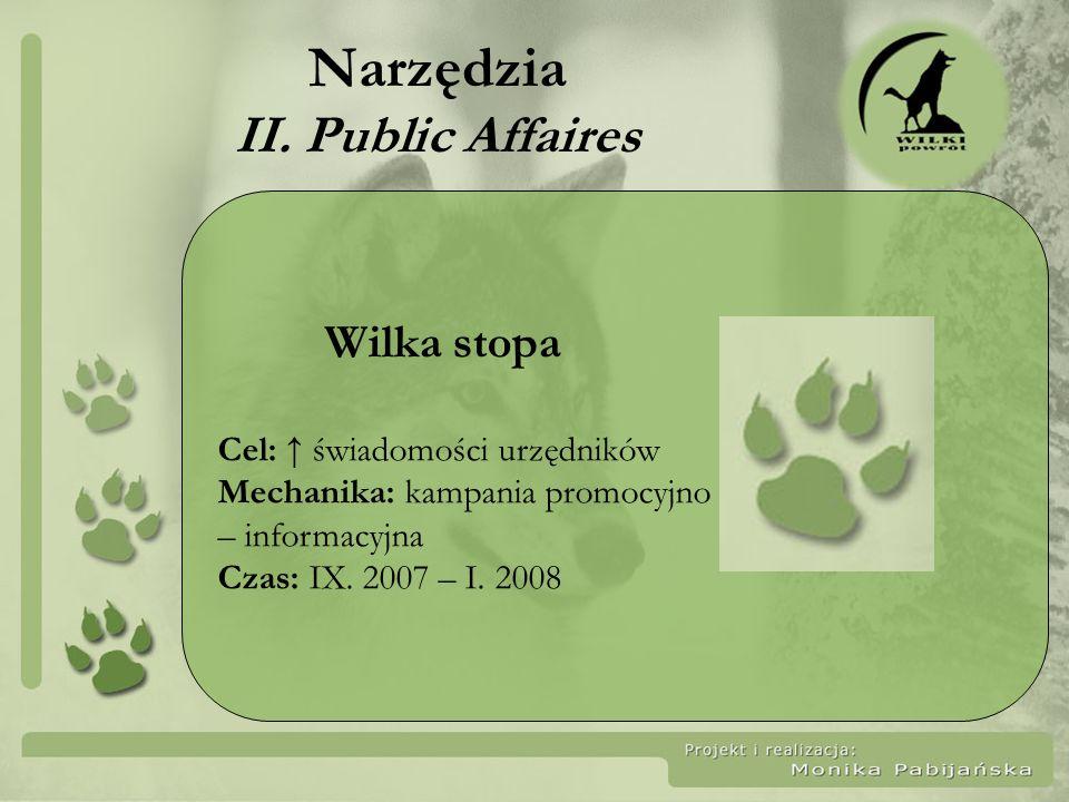 Narzędzia II. Public Affaires