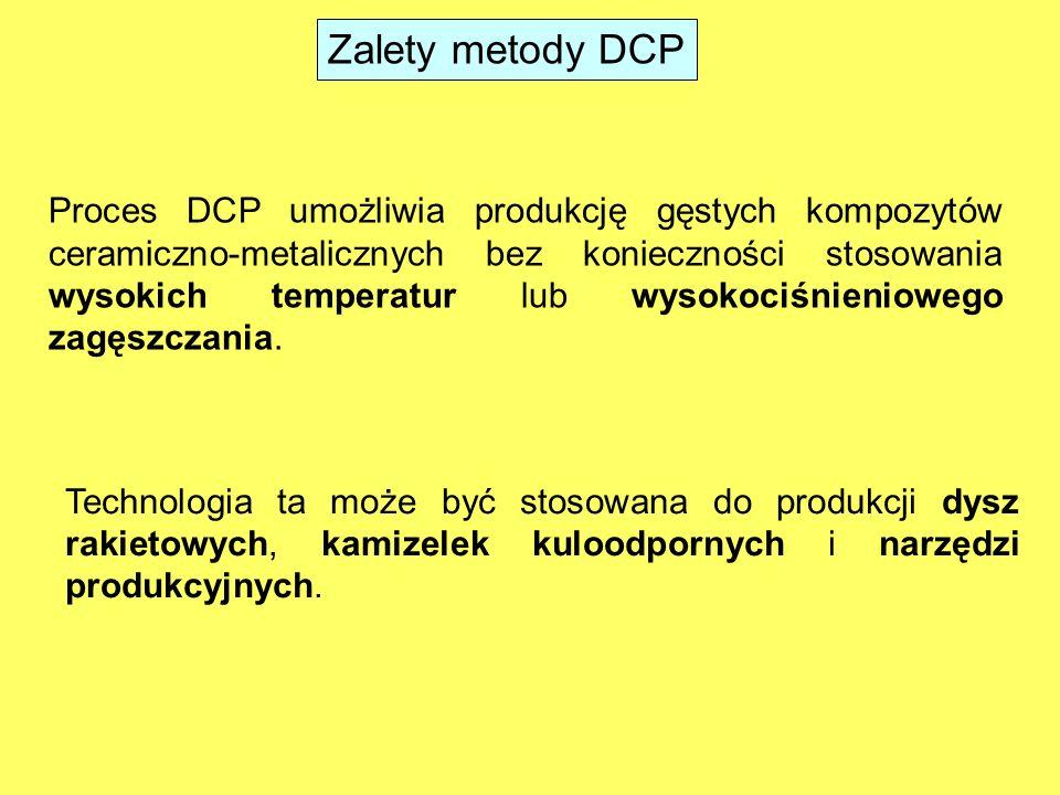 Zalety metody DCP