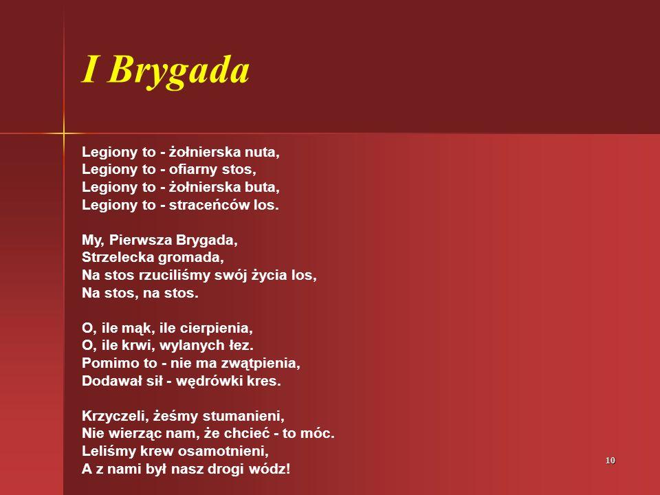 I Brygada