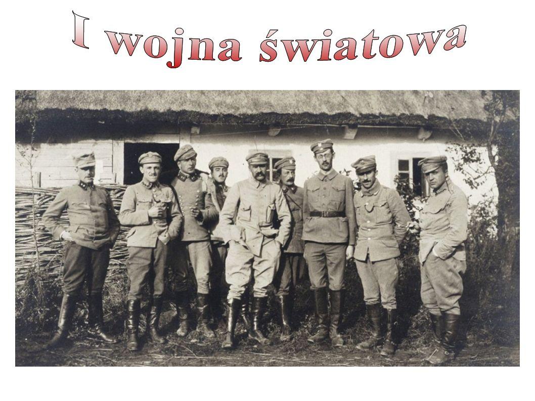 I wojna światowa I wojna światowa