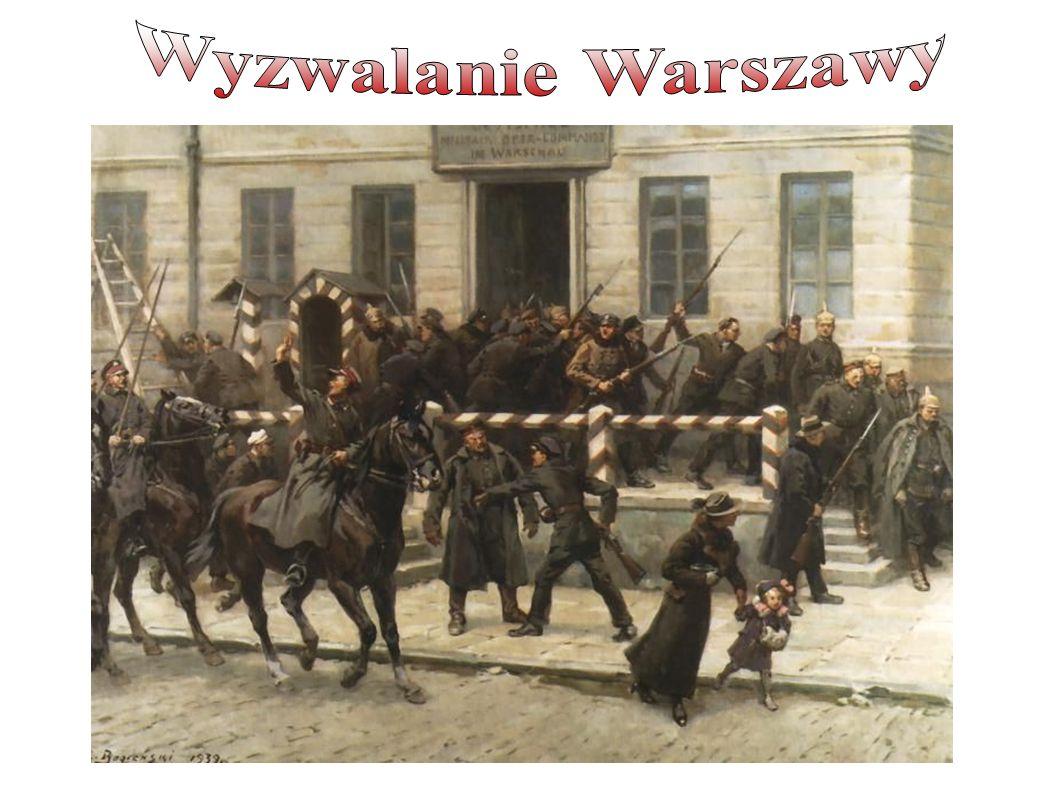 Wyzwalanie Warszawy