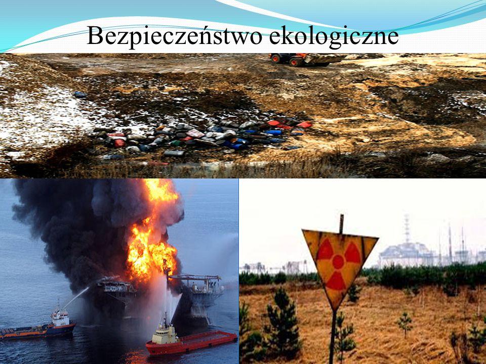 Bezpieczeństwo ekologiczne
