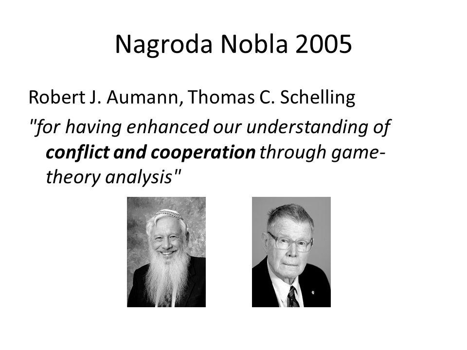 Nagroda Nobla 2005
