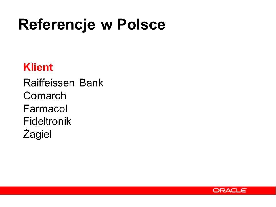 Referencje w Polsce Klient