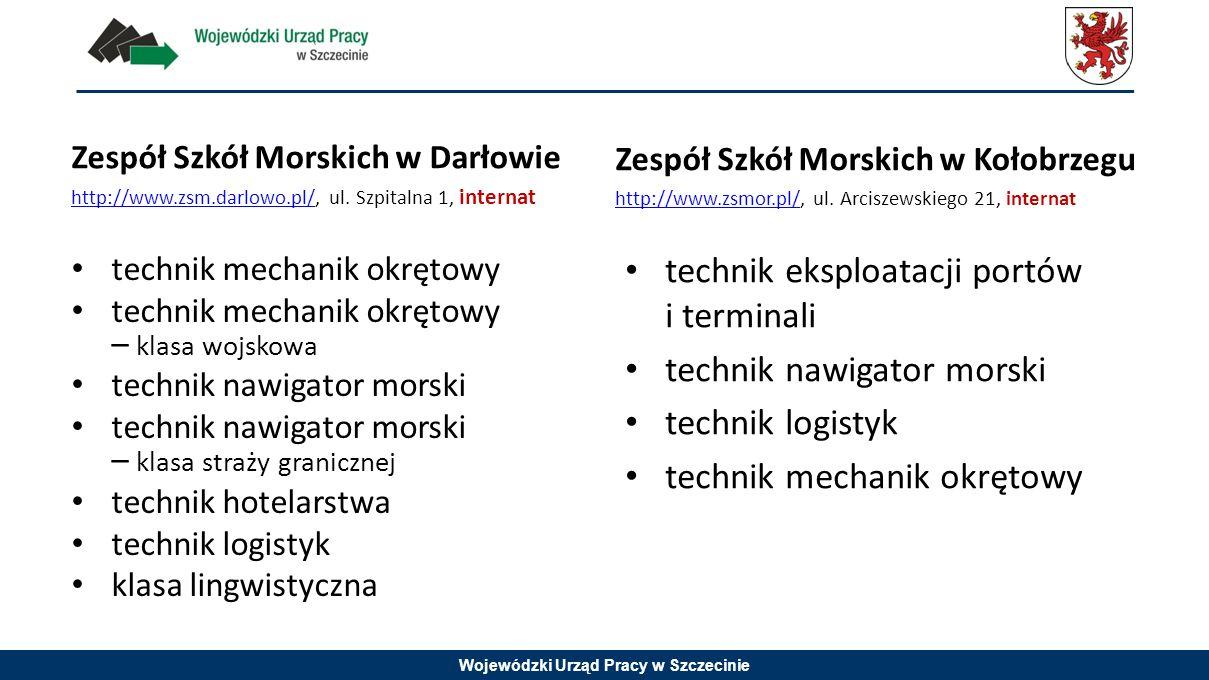 technik eksploatacji portów i terminali technik nawigator morski