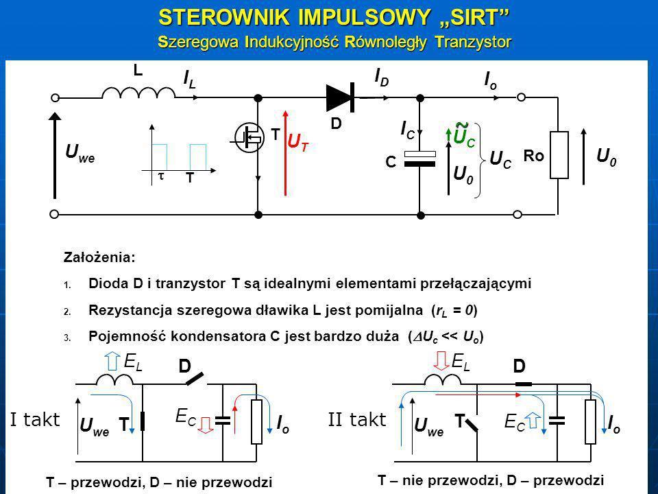 "STEROWNIK IMPULSOWY ""SIRT"