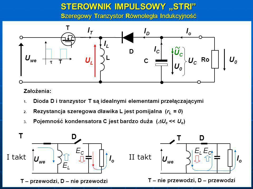"""STEROWNIK IMPULSOWY """"STRI"""
