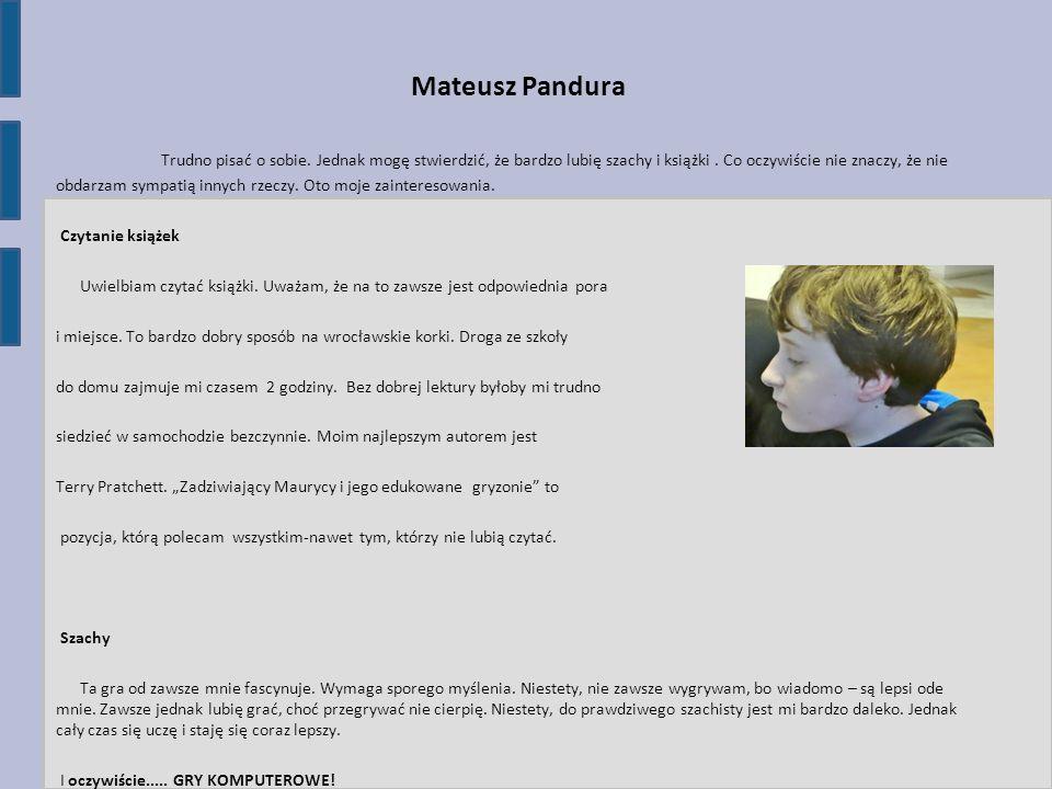Mateusz Pandura