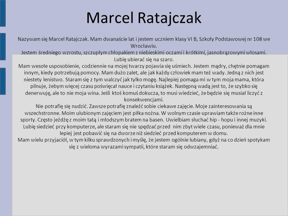 Marcel Ratajczak