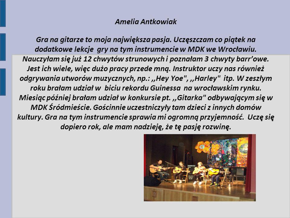 Amelia Antkowiak