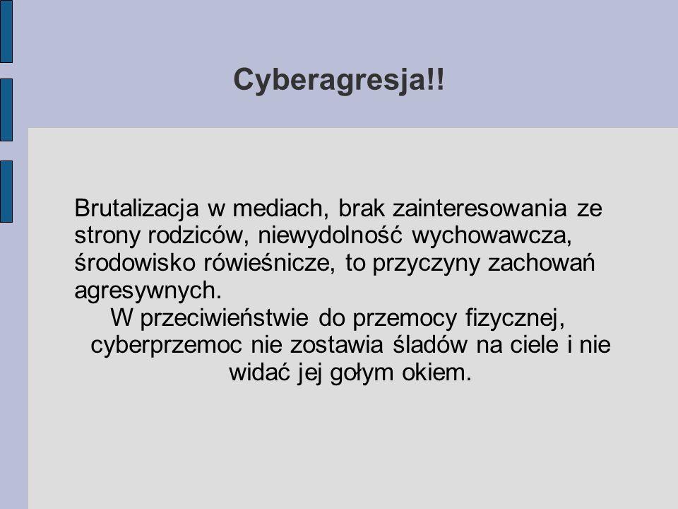 Cyberagresja!!