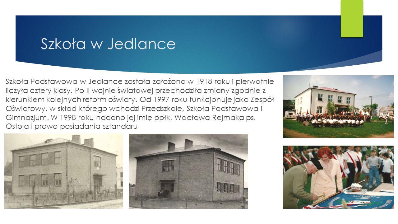 Szkoła w Jedlance