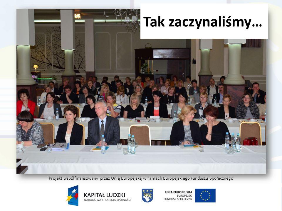 Tak zaczynaliśmy… Konferencja informacyjno – promocyjna
