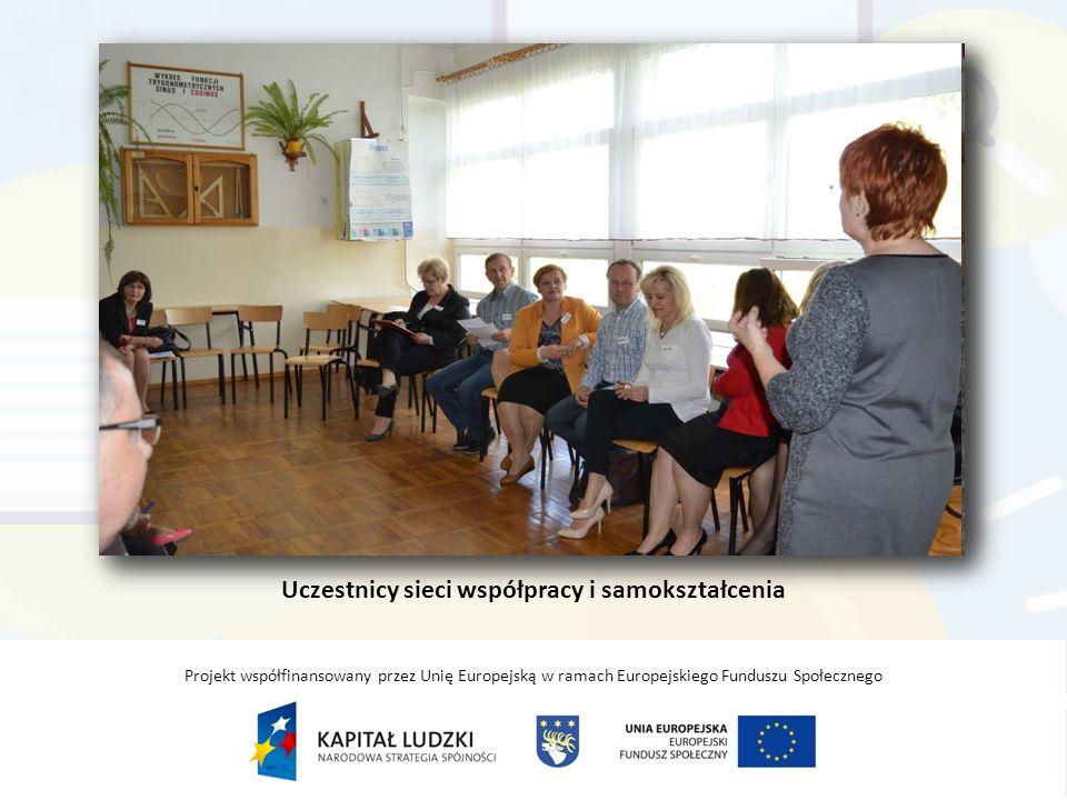 Uczestnicy sieci współpracy i samokształcenia