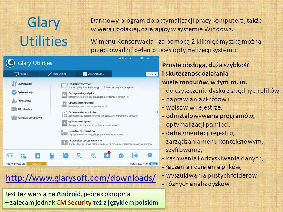 Glary Utilities http://www.glarysoft.com/downloads/